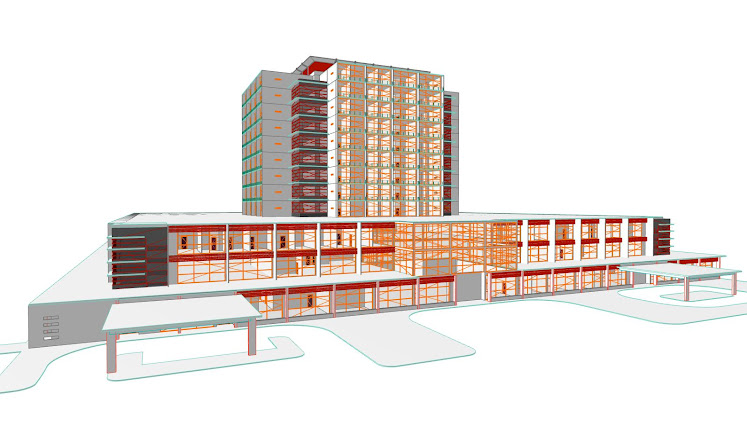 Proposed Hospital at Vista Tunku