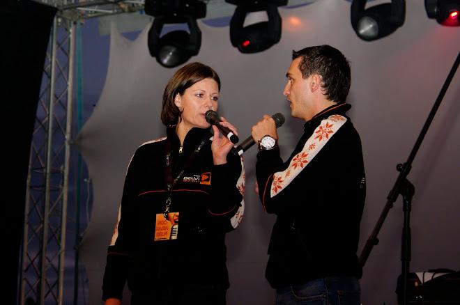 Katja in Gregor