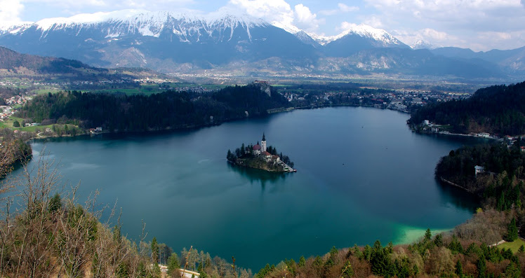 Bled my home town