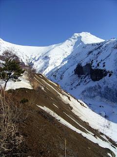駒ケ岳の写真