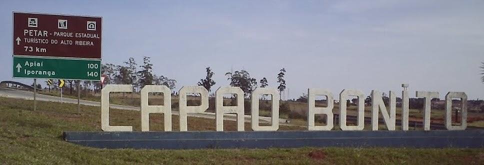 CAPÃO BONITO - SP