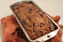 Vegan Banana Bran Bread