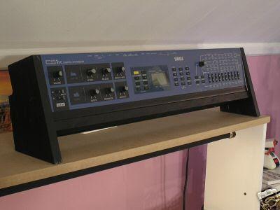 Matrixsynth yamaha cs1x table top for Yamaha cs1x keyboard