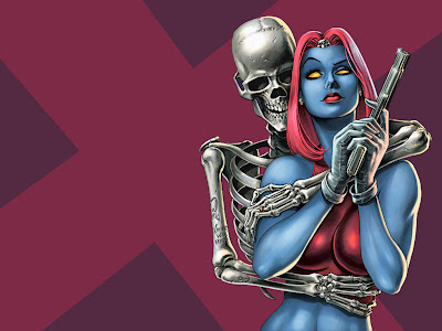 mystique x men wallpaper.  X-Factor, Instituto Xavier (como Foxx), Mossad, DARPA, Daily Bugle