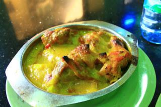 Mmmmm...Portuguese chicken....