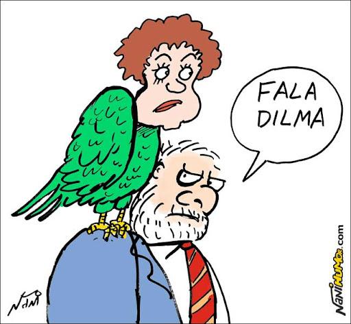 Dilma, o Papagaio de Pirata