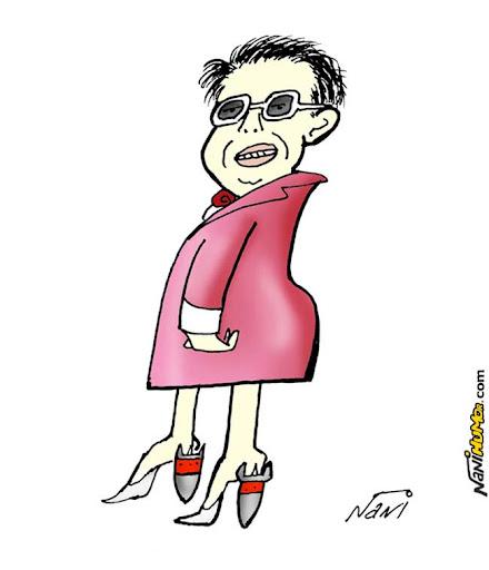 Na Coréia do Norte, o Diabo veste Prada
