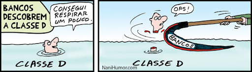 TIRAS: Bancos descobrem a Classe D
