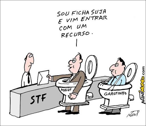Recurso no STF