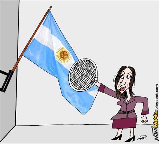 Argentina: Cristina Kirchner contra jornais