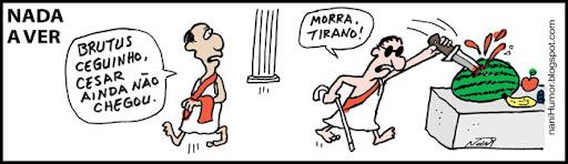 Brutus ceguinho