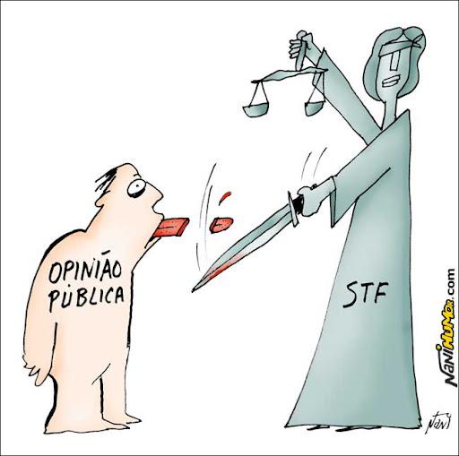 STF. A voz do povo