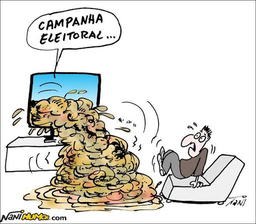 Eleições 2010. Campanha eleitoral