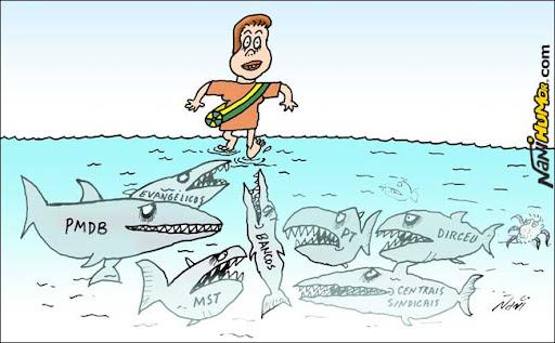 Eleições 2010. Águas do dia seguinte. Posse. Dilma