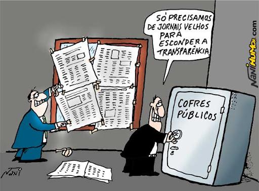 controle da imprensa