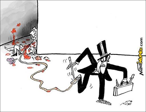 Cartuns para Cinéfilos: Jack, O Estripador