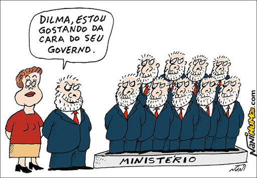 A cara do governo de Dilma