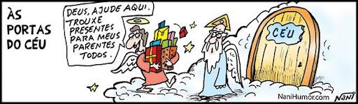 Tiras: Às Portas do Céu
