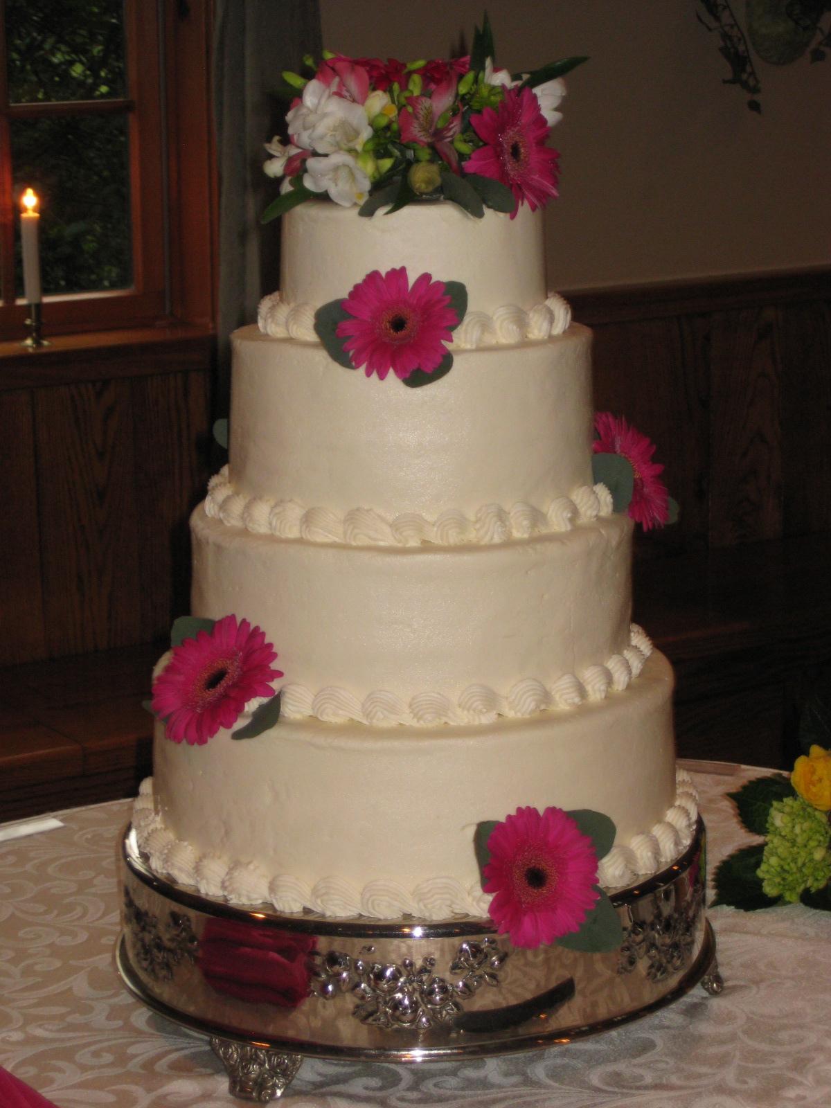 Zukas Blog House wedding Cakes