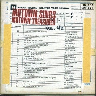 Jackson 5 - Motown Sings Motown Treasures