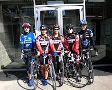 Les ciclistes