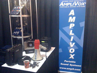 Amplivox image 1 from Grainger Total MRO Solutions Trade Show