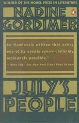 july's people nadine gordimer