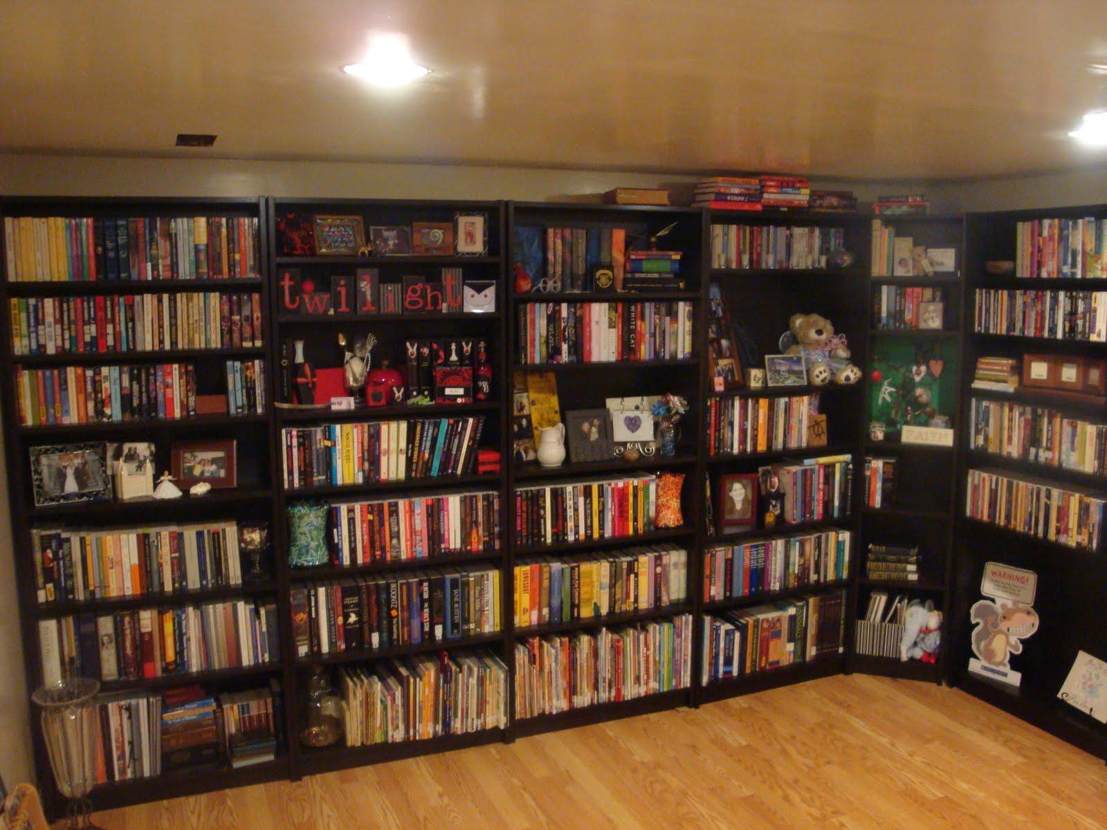 Resugos Bookish Paradise My New Bookshelves