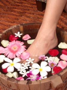 Foot Massage Logo