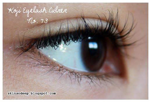 Skin So Deep: The Best Eyelash Curler: Koji Eyelash Curler No. 72 ...