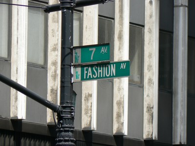 Avenue Fashions on Di Abbreviare La Parola  Avenue  Ed    Diventato   Fashion Ave