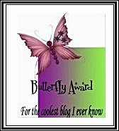 """Butterfly"" Award"