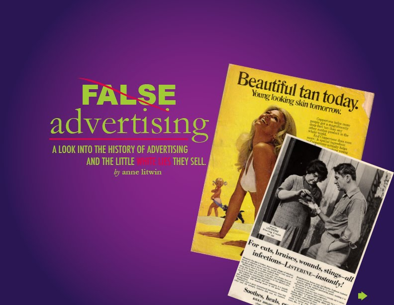false advertising: can you trust advertisements? essay Advertising is defined as promoting a product or service through the use of paid announcements (dictionary) these announcements have had an enormous effect on modern culture, and thus deserve a great deal of attention in any treatment of the media's influence on culture.
