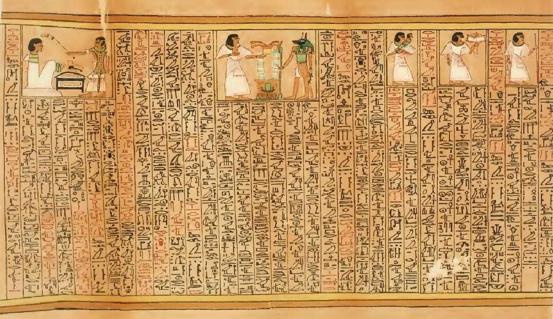 book of dead ani