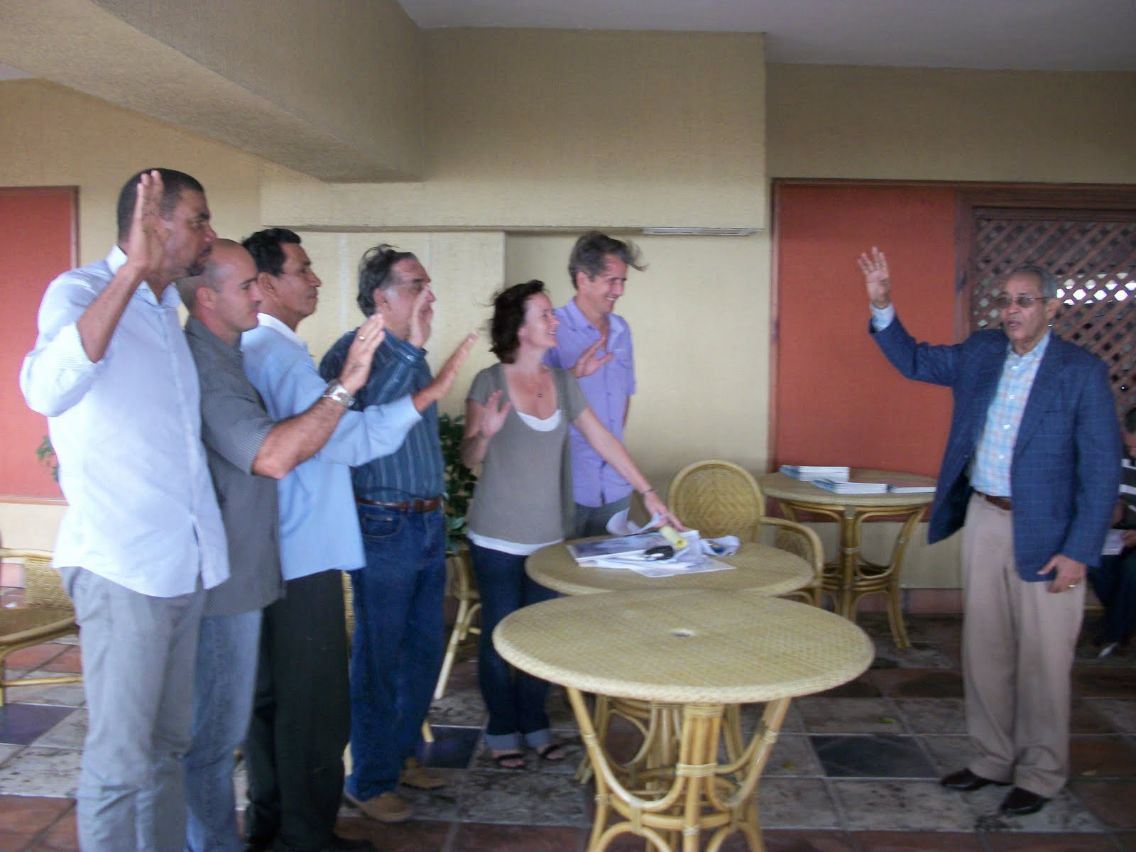 Asamblea de la asociacion dominicana de acuicultores for Piso 9 malecon center
