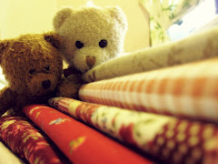 Teddy & Fabric ♥