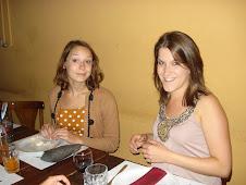 Margaret y una amiga
