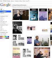 Pamuk en Google