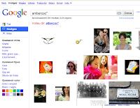 Ambercoc, segons Google