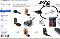 El ratolí, segons Google