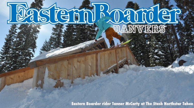 EB Danvers Snowboard Team