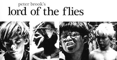 How is the loss of innocence shown in Lord of the Flies?