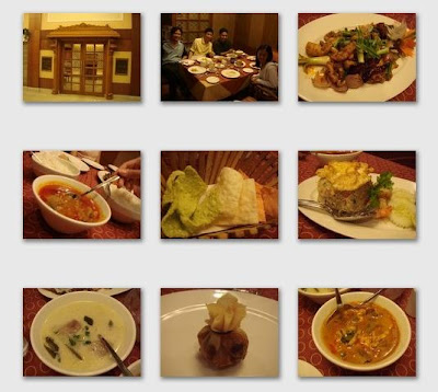 Dinner @ Song About Jen