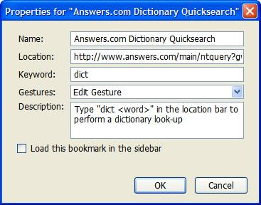 Answers.com Dictionary Quick Search