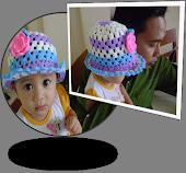 Crochet Hat buatan nenek