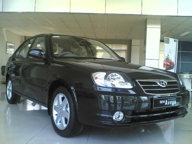 Sedan Hyundai Avega gx M/t