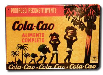 Nuestras Miniaturas Imprimibles Cola Cao