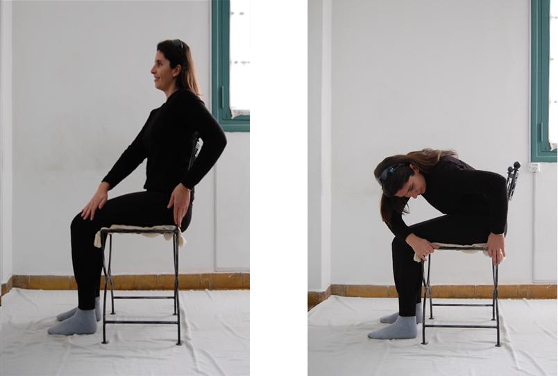 Los síntomas de los vástagos en sheynom el departamento de la columna vertebral