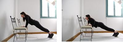Ejercicio 1-Como eliminar la flacidez en tus brazos-Tratamientos cuerpo