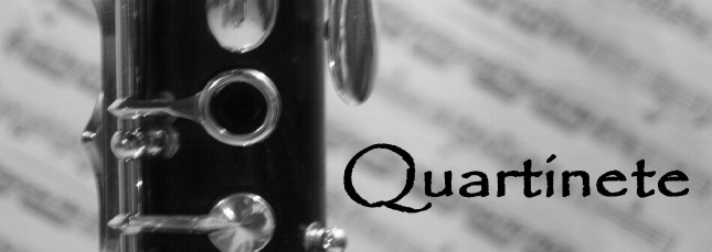 Quartinete - Quarteto de Clarinetes